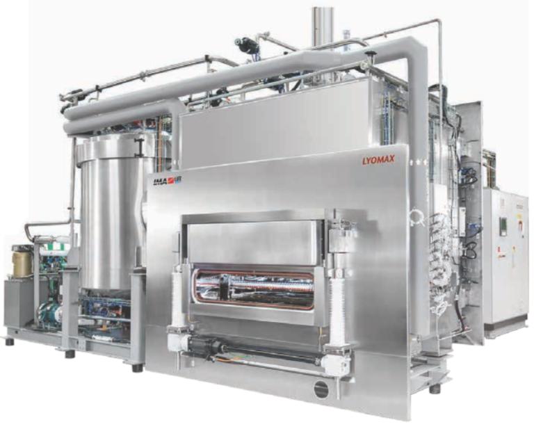 IMA Life - Pharmaceutical Freeze Drying - Acota