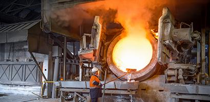 Nextel used in furnace